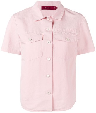Sies Marjan Short Sleeve Shirt
