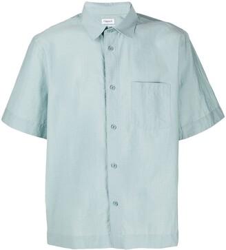 Filippa K Owen short-sleeved shirt