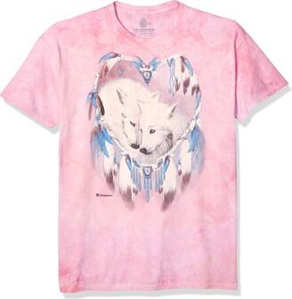 The Mountain Unisex-Adult's Wolf Heart