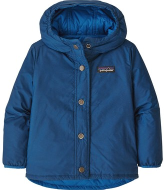 Patagonia Reversible Diamond Quilt Hooded Jacket - Infant Boys'