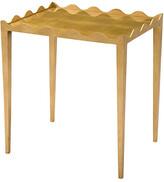 Theodore Alexander Descano Side Table - Gold