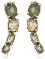 Lucky Brand Crawler Earrings