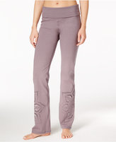 Gaiam Nova Printed Bootcut Pants