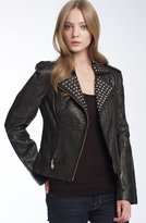 KennaT Studded Motorcycle Jacket