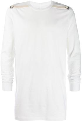 Rick Owens long line T-shirt