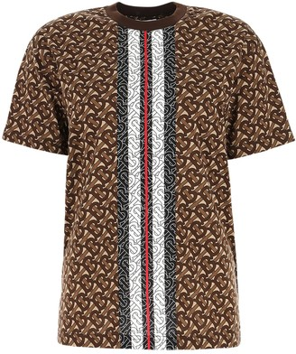 Burberry Monogram Motif Printed T-Shirt