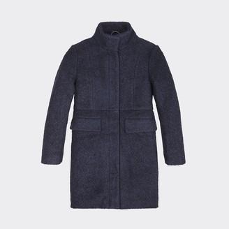 Tommy Hilfiger TH Kids Wool Coat