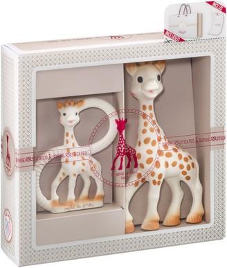 Sophie La Giraffe Sophisticated Teether Set