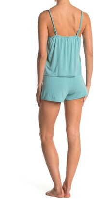 Cozy Rozy Jersey Cami & Short Pajama Set