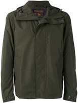 Woolrich zipped hooded jacket - men - Polyester - L