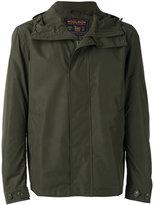 Woolrich zipped hooded jacket - men - Polyester - XL