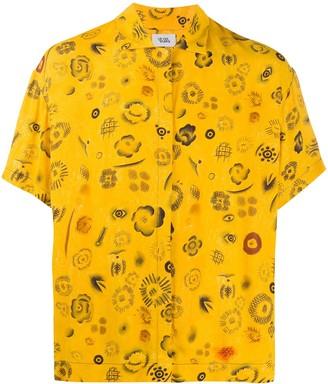 Vejas Graphic-Print Short-Sleeved Shirt