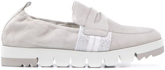 Kennel + Schmenger Grey Sneaker Slippers
