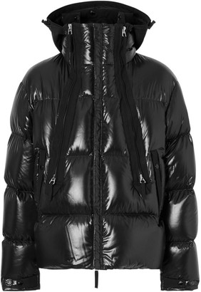 Burberry Desford Quilted Down Jacket