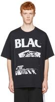 Facetasm Black bla T-shirt