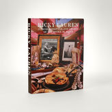 Ralph Lauren Home Ricky Lauren Rrl Cookbook