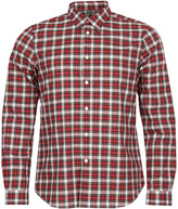 Paul Smith Shirt Long Sleeved Red PTPD 610P 840 25