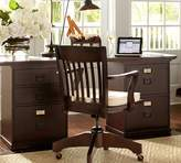 Pottery Barn Bedford Rectangular Desk