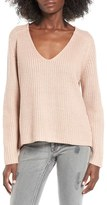 Leith Women's V-Neck Sweater