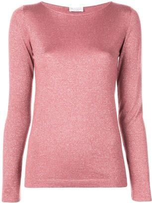 Brunello Cucinelli slim-fit knit top