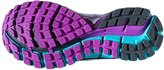 Brooks Women's Adrenaline GTS 17 Running Shoe (BRK-120231 1D 3828250 7 055 SILVER/PURPLE/BL)