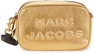 Marc Jacobs Flash Metallic Leather Crossbody