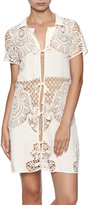 For Love & Lemons Gracey Mini Dress