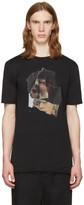 Damir Doma Black Tsetis Face T-Shirt