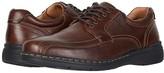 Dockers Maclaren (Black Soft Tumbled Full Grain) Men's Shoes