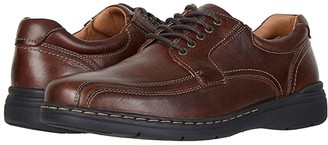 Dockers Maclaren (Black Soft Tumbled Full Grain) Men's Shoes