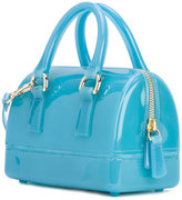 Furla small Candy shoulder bag - women - Leather/PVC/metal - One Size