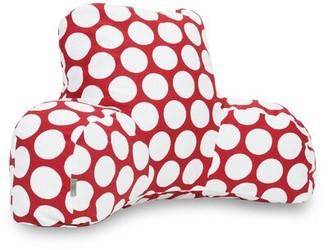 Viv + Rae Telly Reg Cotton Bed Rest Pillow Color: Hot Pink