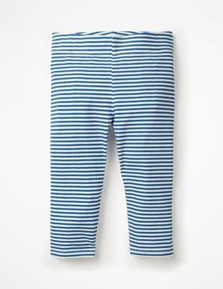 Boden Stripe & Spot Cropped Leggings