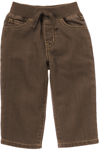 Gymboree Pull-On Brown Denim Pant