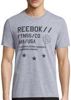 Reebok Workout Ready Short-Sleeve Supremium Graphic Tee