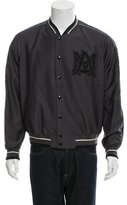 Alexander McQueen Embroidered Bomber Jacket w/ Tags