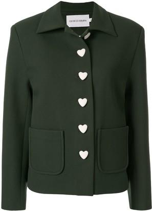 George Keburia Green Jacket