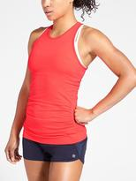 Athleta Finish Fast Textured Tank
