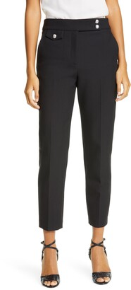 Veronica Beard Renzo Crop Pants