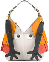 Anya Hindmarch Creature fringed shoulder bag