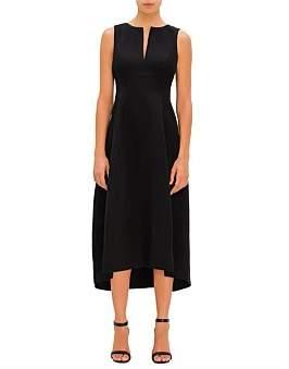 Co Textured Wool Dress