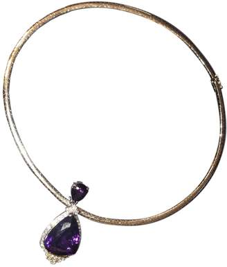 Unknown Purple White gold Jewellery sets