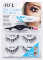 Ardell Deluxe Pack Lash Wispie Black