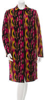 M Missoni Patterned Wool Jacket w/ Tags