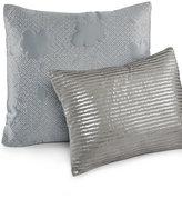 "Calvin Klein Tacked Vine 18"" Square Decorative Pillow"