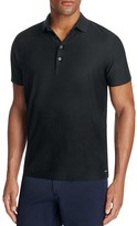BOSS T-Perry Semi Striped Classic Fit Polo Shirt