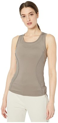 adidas by Stella McCartney Performance Essential Tank FK9729 (Soft Brown) Women's Sleeveless
