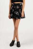 Azalea Box Pleat Floral Skirt