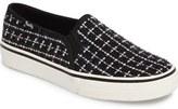 Keds Double Decker Bouclé Slip-On Sneaker (Women)