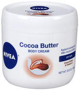 Nivea Cocoa Butter Body Cream Jar